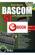 Bascom 51 w przykładach (e-book)