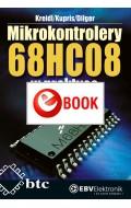 Mikrokontrolery 68HC08 w praktyce (e-book)
