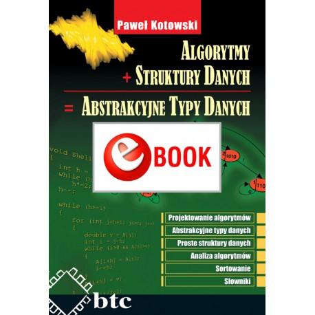 Algorytmy + struktury danych abstrakcyjne typy danych (e-book)