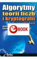 Algorytmy teorii liczb i kryptografii w przykładach (e-book)
