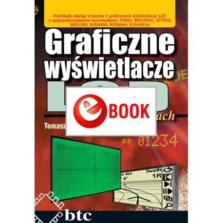 Graficzne wyświetlacze LCD w przykładach (e-book)