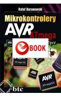 Mikrokontrolery AVR ATmega w praktyce (e-book)
