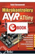 Mikrokontrolery AVR ATtiny w praktyce (e-book)