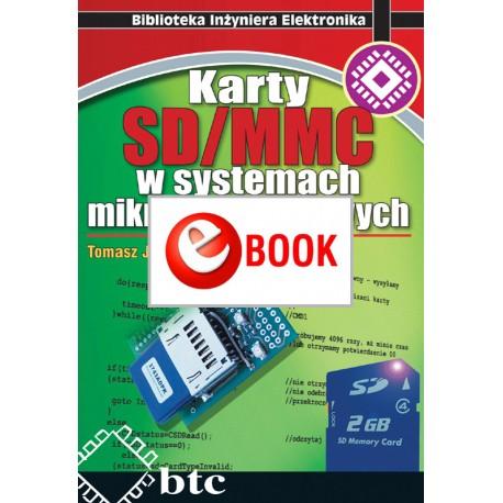 Karty SD/MMC w systemach mikroprocesorowych (e-book)