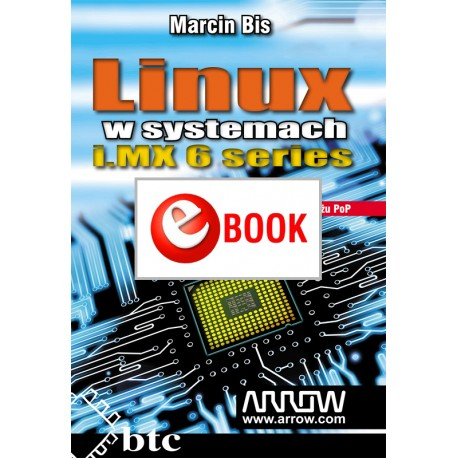 Linux w systemach i.MX 6 series (e-book)