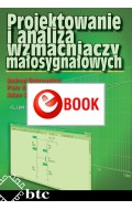 Projektowanie i analiza wzmacniaczy małosygnałowych (e-book)