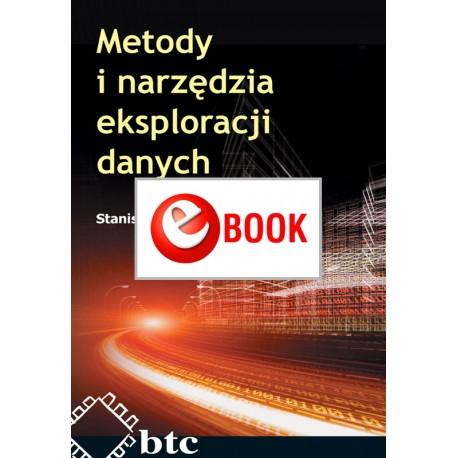 Metody i narzędzia eksploracji danych (e-book)