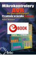 Mikrokontrolery AVR dla początkujących. Przykłady w języku Bascom (e-book)